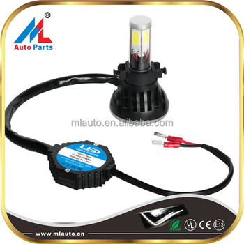 Milan 40w pure bright G5 5202 LED Headlights Bulb for Cars