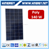 A Grade Positive Power Tolerence Poly Solar Panel 140w,Stock Solar Panel 250w
