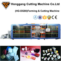 high speed fully automatic acrylic thermoforming machine