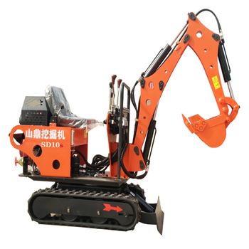 china made new brand 0.6t mini excavator