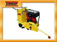 Concrete Cutter SCT-2,Famous Brand: SINOQUIP, 10.0HP Diesel Engine Concrete Cutter