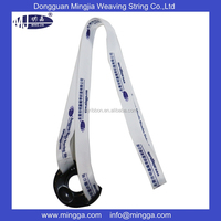 Factory direct sale water bottle holder neck lanyard strap for promotion