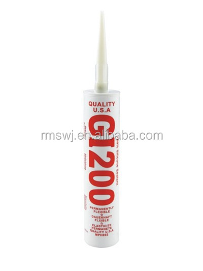 China mainland 20years professional manufacturer silicone sealant