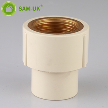 All Sizes Available CPVC Brass Thread Pipes And Fittings