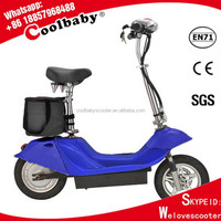 BL300-1ALL BLUE Coolbaby good quality easy rider electric bike