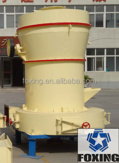 Wulfenite Crusher mill/raymond grinding mill industral machines production line