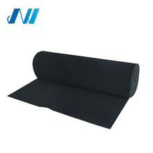 JW manufacturer low resistance oem filter rolls Carbon Fiber Fabric