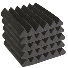 noise reducing sound panel acoustic absorbing foam
