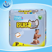 quanzhou diaper factory oem breathable disposable joy baby diaper in all sizes