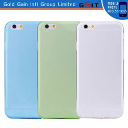 [GGIT] New design tpu case for iPhone 5 thin case, for iPhone 5G cover with transparent tpu material