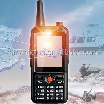 Hottest android 4.4 3G WCDMA GSM handy talkie Two Way Radio with CE and ROSH Fm Transmitter