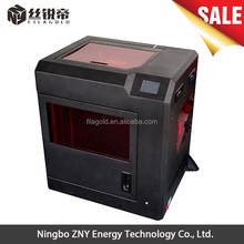 3d printer china large full color LED display professional industrial 3d printer