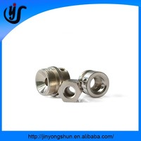 High Precision Brass Polishing CNC Milling