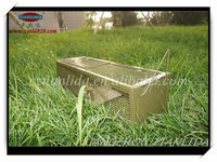 Live animal wire trap cage, Mouse Rabbit Squirrel Fox Raccoon Trap