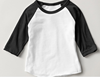 Baby American Apparel 3 4 Sleeve