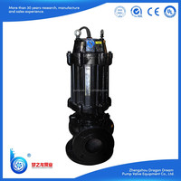 WQ-JY series automatic mix type industrial factory submersible sewage pump