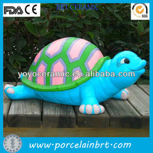 delicate hot sale ceramic novelty piggy banks