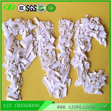 Plastic Material Used PVC Resin k68-66 and Scrap for Pipes Extrussion Grade
