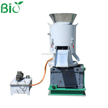 Automatic Ce Approved Ring Die wood pellet machine in china