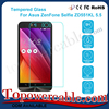 Best Mobile Phone Tempered Glass Screen Protector For Asus Zenfone Selfie Zd551Kl 5.5