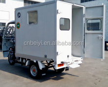 High Quality Steering Wheel ambulance cargo tricycle In Morocco