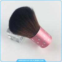 face makeup natural bristle kabuki powder brush