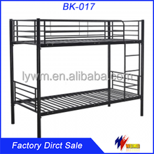 Steel furniture used military bed metal adult bunk beds