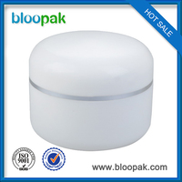 plastic transparent jar with lids