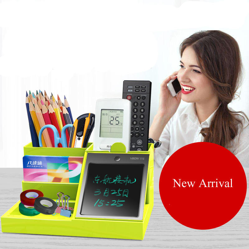 promotional items pen/pencil/ball pen container/holder/case with mini tablet