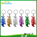 Winho Custom Printed Promotional Fish Bone Bottle Opener