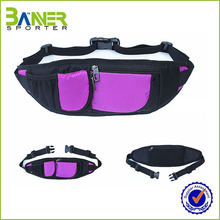 Nylon Material and Unisex Gender bicycle waist bag