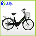 aluminum alloy frame 24inch 36v electric bicycle