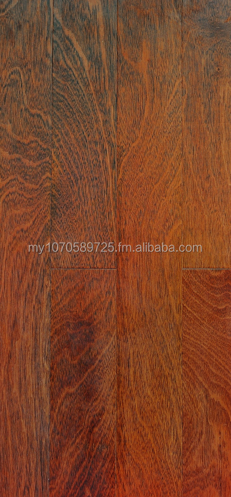 Wide Plank Merbau Engineered Wood Flooring