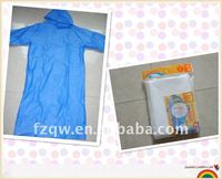 Japanese design adult raincoat