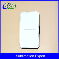 Blank Sublimation Cell Phone Wallet Case Folio Flip Leather Wallet Flap Pouch Phone Case For Apple iPhone 4 4S