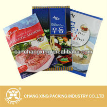 Food-grade Nylon Retort Bag/ Vacuum Plastic Packing Bags for Frozen Chicken Meat