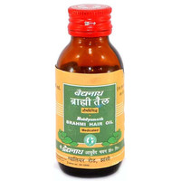 Baidyanath Brahmi tel~ Pure Herbal ~ Pay