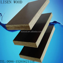 Density of Marine Plywood, Black Color Marine Plywood 4x8