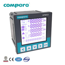 Multi Function Power Instrument KPM53Z,Instrumentation Multifunction Smart Electric Power Meter Modbus RS485