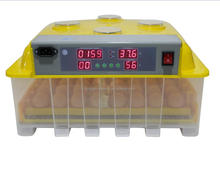 Mini incubator cheap price full automatic plastic incubator egg tray egg turning motor for sale