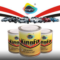 KINGFIX hot selling bus paint