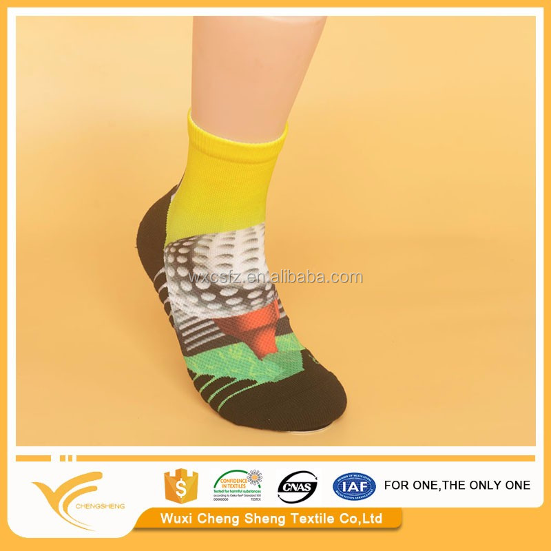 Newest selling superior quality Cotton Elite closeout socks