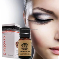 XIYAOTANG Eyelash Growth Liquid Lashes Serum Lengthen Thicker Eyelash Enhancer Within 7 days Longer