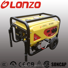 LZ3800 3KW AC Single Phase Electric Portable Gasoline Generator