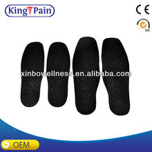 KingPain popular comfort silicone air cushion foot insoles