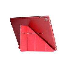 silk leather case for ipad air 2 , luxury tablet case