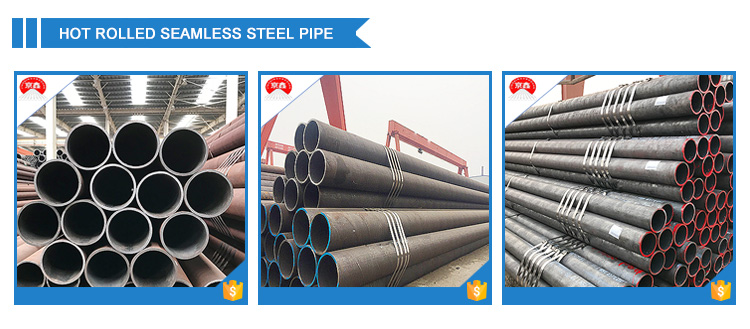 Hot Rolled carbon steel seamless pipe sch40 seamless steel Line pipe