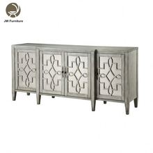 Old World French White Color Antique Living Room Furniture