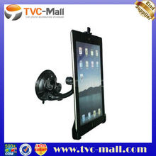 TVC MALL Revolving Suction Cup Car Windshield Mount Panel Holder for iPad 2 2nd - Black
