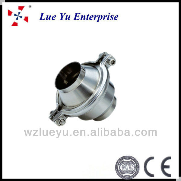 2013new product high quality stainless steel check valve for compressed air